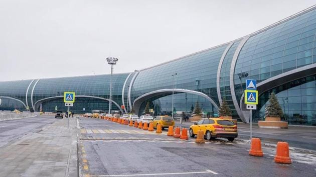 No explosives were found on the woman who had claimed she was carrying a bomb at Domodedovo airport in Russia.(dme.aero/Facebook/Representative Image)