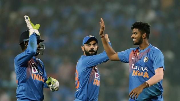 India predicted XI for 4th T20I against New Zealand: Washington Sundar likely to return(AP)