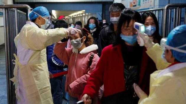 A number of airlines say they are halting or reducing flights to China as the country struggles to contain the spread of the deadly novel coronavirus sweeping the country.(REUTERS)
