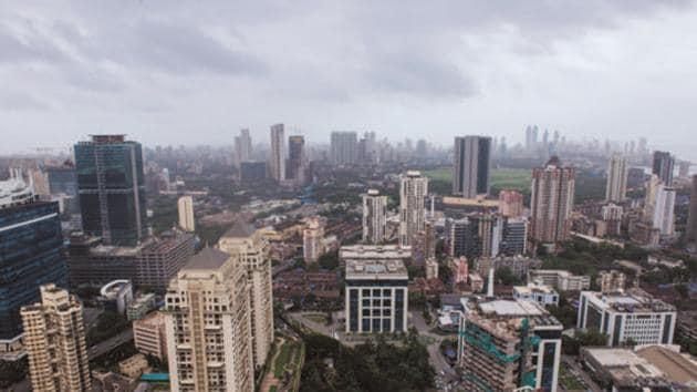 RMZ currently has 67 million sqft of real estate assets across cities including Bengaluru, Mumbai, NCR, Chennai, Hyderabad and Pune. Image used for representational purpose.(Aniruddha Chowdhury/Mint)