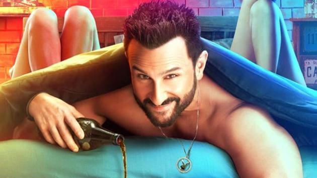 Jawaani Jaaneman movie review: Saif Ali Khan plays a middle-aged playboy.