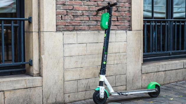 E-scooters can be hacked to eavesdrop on riders.(Unsplash)