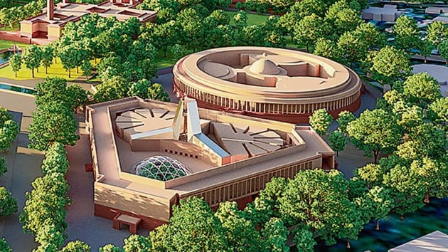 The new Parliament complex, which has an earlier deadline of 2022, will be among the first plans to be finalised and tendered out, perhaps in the first half of this year itself.(Sourced)