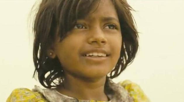 Rubina Ali played young Latika in Danny Boyle's Slumdog Millionaire.