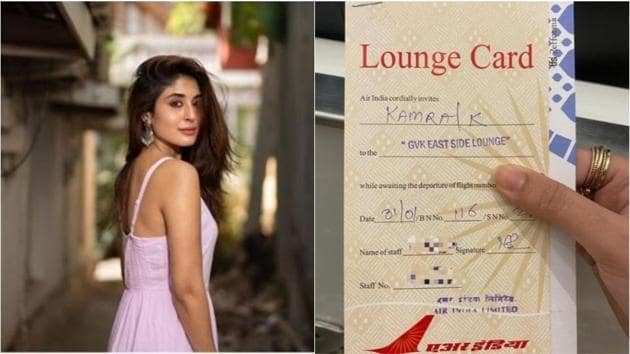 Kritika Kamra is the one Kamra K that Air India will allow in their premises.