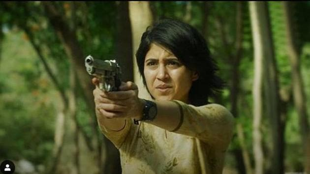 Shweta Tripathi says she did not want to wear a wig for her Mirzapur shoot.