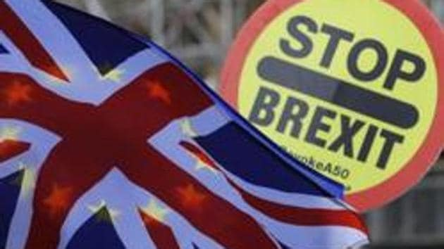 India is among the countries on the UK government's target list for a new post-Brexit trade campaign from Saturday(AP)