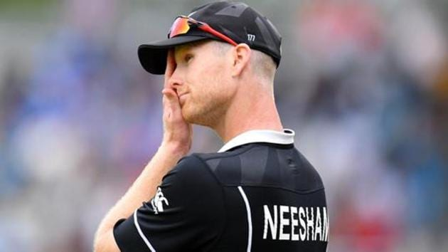 File image of Jimmy Neesham.(Getty Images)
