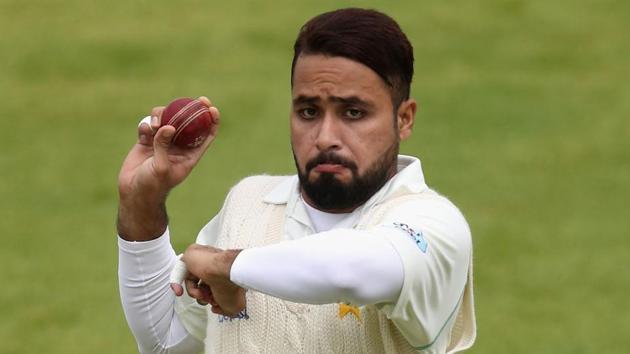 File image of Pakistan cricketer Faheem Ashraf.(Getty Image)
