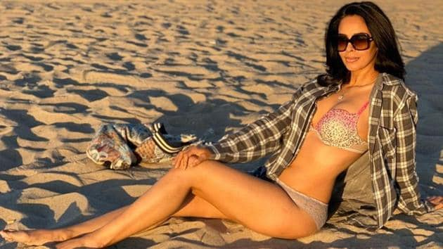 The B-Town hottie has been regularly sharing her Iyeangar Yoga photos and videos on Instagram for a while now. In a chat, she reveals the secret behind her enviable figure.(INSTAGRAM)
