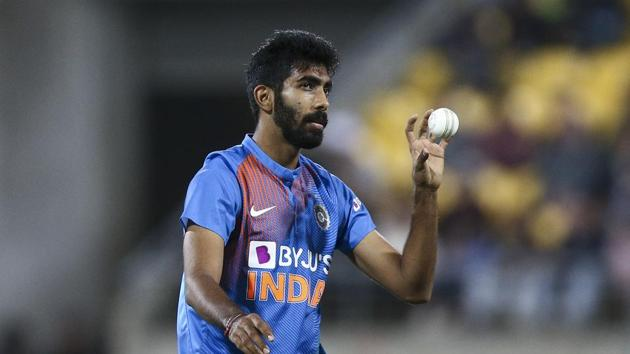 Jasprit Bumrah of India(Getty Images)