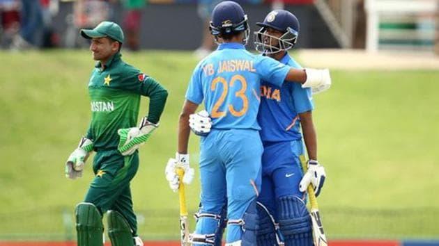 India vs Pakistan, ICC U 19 World Cup 2020 Highlights(Twitter /screengrab)