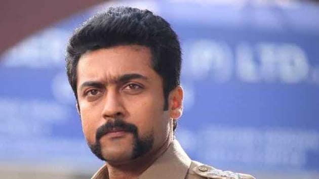 Suriya will be seen next in his film, Soorarai Pottru.