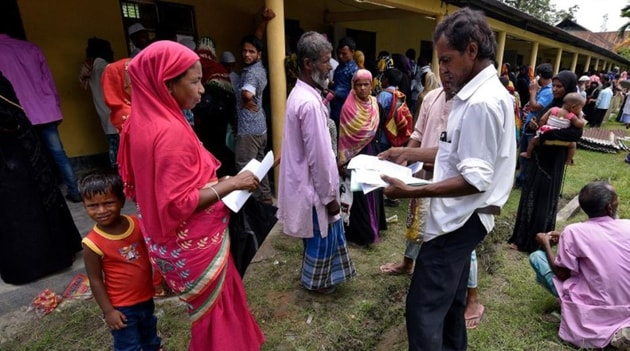 Several opposition parties had given notices in both the Lok Sabha and Rajya Sabha seeking debate and answers on Citizenship Amendment Act (CAA), NRC and National Population Register (NPR)(Reuters FILE)