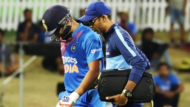 Rohit Sharma ruled out for the rest of the New Zealand series(BCCI)