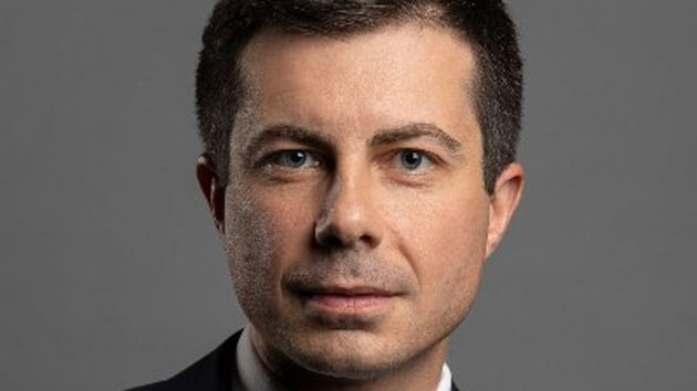 Pete Buttigieg in a speech on Tuesday made a rare, though implicit, reference to his sexuality(Pete Buttigieg/Twitter)