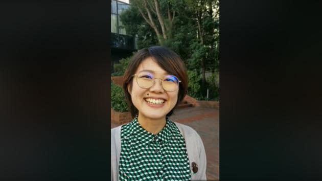 The video, uploaded on Facebook by Apurba Das, shows Sakura Ishikawa speaking fluent Bangla.