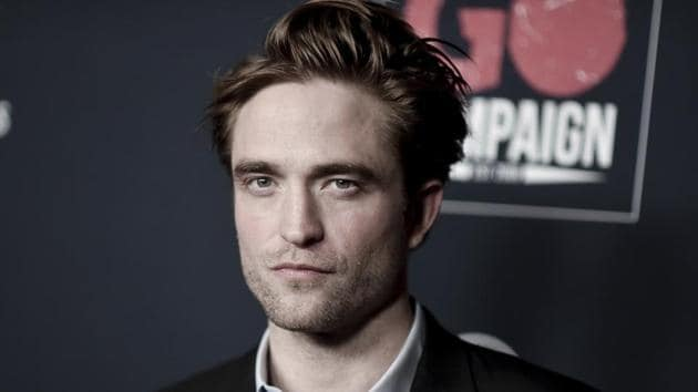 Robert Pattinson attends the 13th Annual Go Gala at NeueHouse Hollywood on Saturday.(Richard Shotwell/Invision/AP)