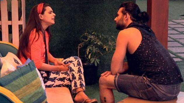 Vishal Aditya Singh and Madhurima Tuli were always fighting in Bigg Boss 13.