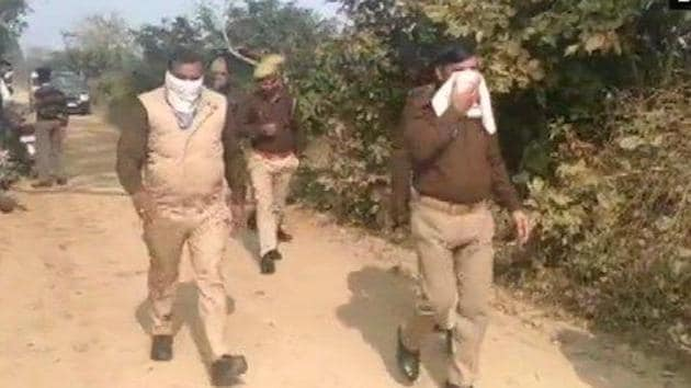 Seven people, including three children, have died in Uttar Pradesh's Sitapur district due to the leakage of poisonous gas on Thursday.(ANI Photo)