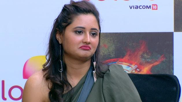 Rashami Desai's mom talks about the TV actor's Bigg Boss 13 stint.