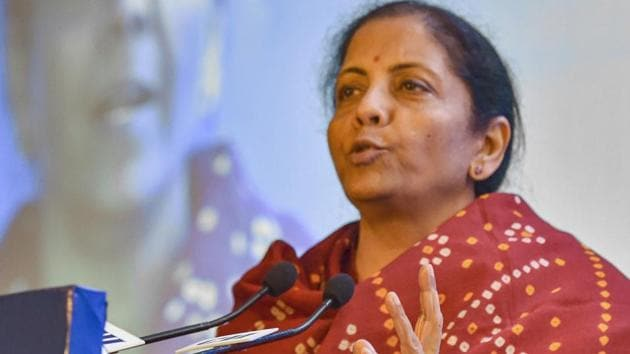 In her budget speech on February 1, finance minister Nirmala Sitharaman announced the scheme to resolve direct tax disputes pending in various forums(PTI)