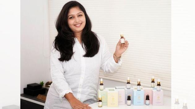 Nabhi Sutra came with a very unique formulation for menstrual pain relief oil, which can help women to have pain free periods.(Digpu)