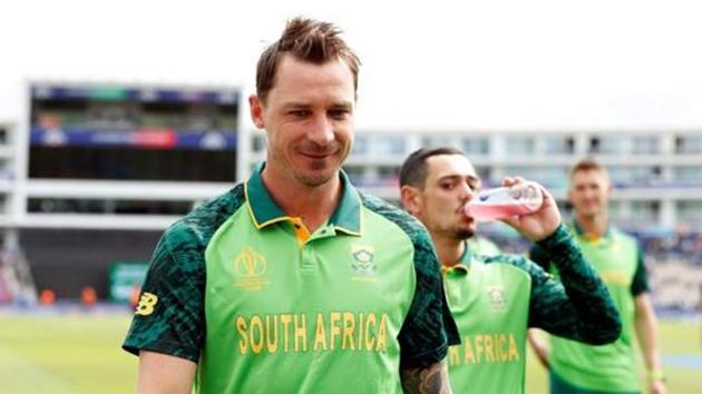 File image of Dale Steyn during the 2019 Cricket World Cup.(Action Images via Reuters)