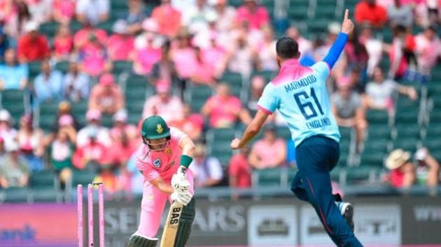 South Afirca vs England Highlights: Follow Highlights of the South Africa vs England 3rd ODI at Johanneshburg.(ICC)