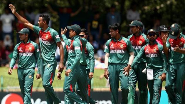 India vs Bangladesh Highlights: Follow Highlights of IND U19 vs BAN U19, U19 World Cup 2020 final at Potchefstroom.(Twitter)