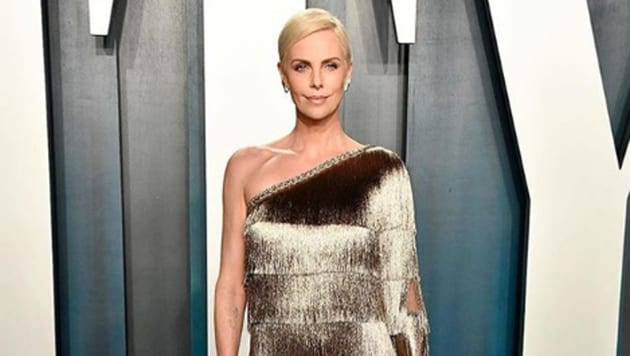 Charlize Theron at the Oscars 2020.(Instagram)