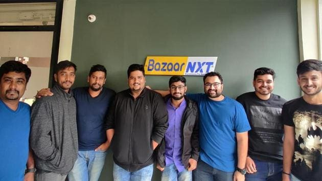 As soon as Dhananjay & Gaurav, founders of BazaarNXT, realized that food packaging was the make or break factor for home delivery of food items, they thought of the startup.(Digpu)