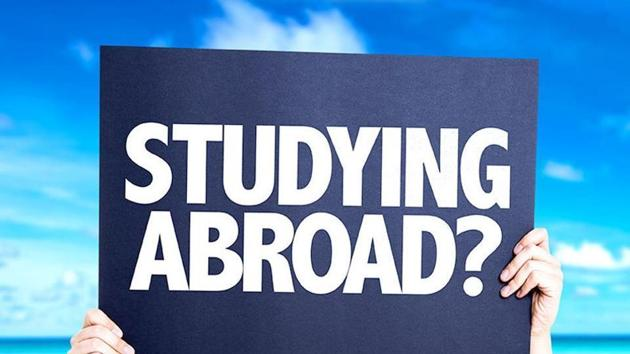 Interested in studying a good course abroad? Getting a scholarship can make it much easier for many students.(Shutterstock.com)