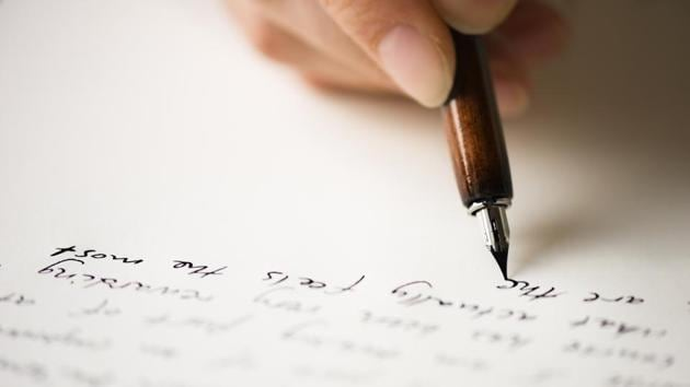 Problems with messy handwriting frequently start at a very young age. That is why it's the ideal time to train children in the art of good handwriting.(Getty Images/iStockphoto)