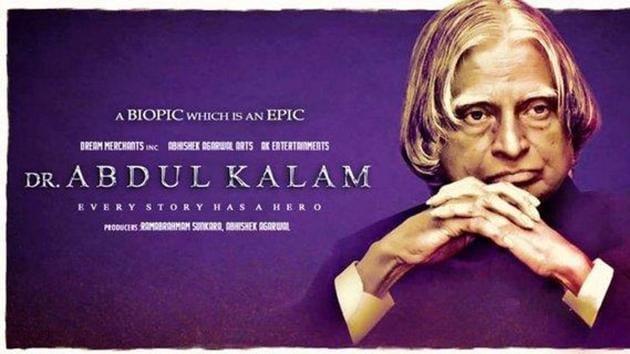 Two filmmakers line up to make biopics on APJ Abdul Kalam.