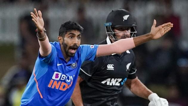India vs New Zealand Highlights, 3rd ODI: Kiwis complete series sweep over India with five-wicket win at Bay Oval(AP)