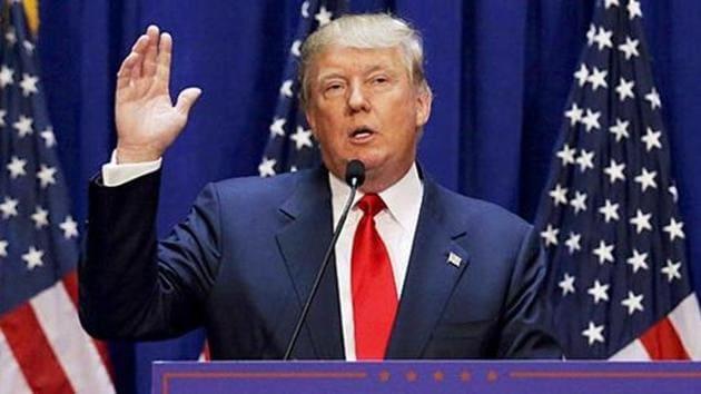 Donald Trump(Reuters file photo)