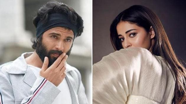 Ananya Panday will be seen working with Vijay Deverakonda in latter's debut Hindi film.(Instagram)