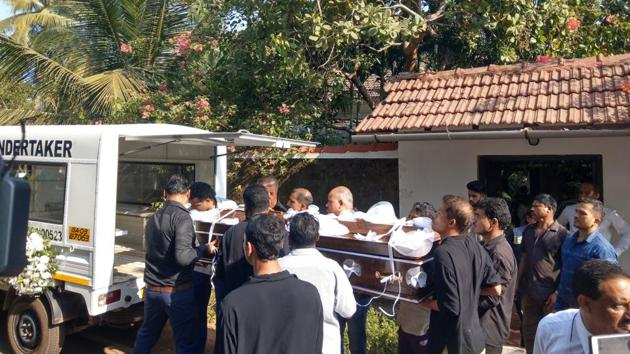 Tributes poured in for Rodricks through the day after news of his sudden passing away emerged late Wednesday evening.(HT Photo)