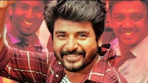 Sivakarthikeyan played a double role in Rajini Murugan.