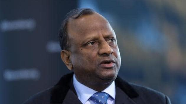 """SBI Chairman Rajnish Kumar on Saturday said banks will """"have to pay the price"""" in case any telecom firm files for bankruptcy(Bloomberg)"""