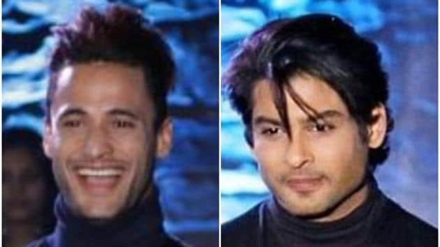 Bigg Boss 13: Sidharth Shukla and Asim Riaz have been bitter rivals.
