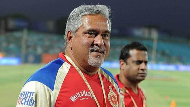 Former RCB owner Vijay Mallya.(Getty)