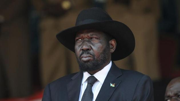South Sudan's President Salva Kiir is trying to compromise and make way for a unity government.(AP)