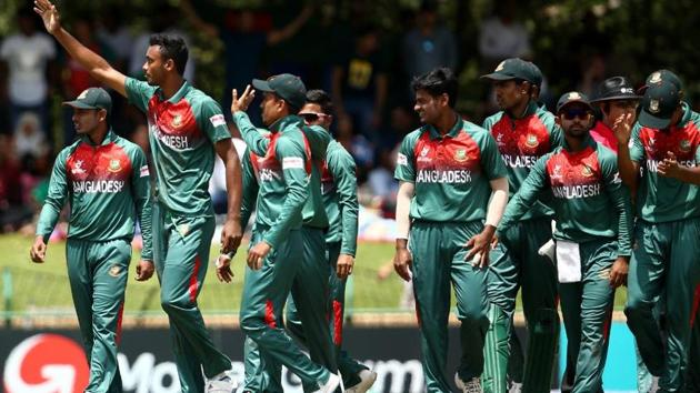 Bangladesh defeated India in U19 World Cup final.(Twitter/Cricket World Cup)