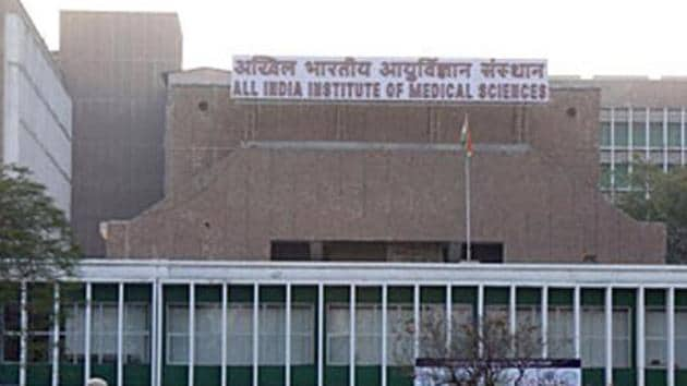 AIIMS is the first hospital in the country developing such guidelines.(Mohd Zakir/HT File Photo)