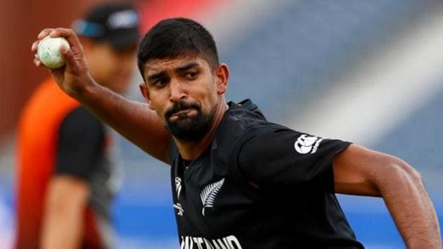 File image of New Zealand cricketer Ish Sodhi.(Action Images via Reuters)