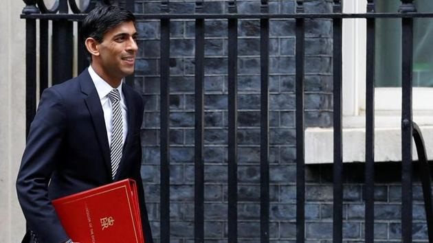 Britain's first budget following Brexit will take place on March 11 as planned, the country's new finance minister Rishi Sunak said(REUTERS)