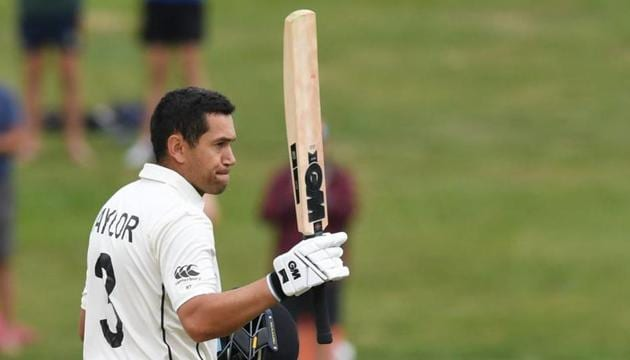 New Zealand's Ross Taylor gears up for the milestone 100th Test(REUTERS)