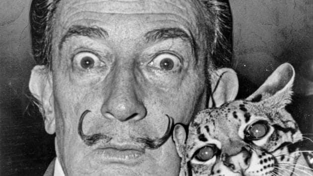 Surrealist Salvador Dali masterpiece heads to auction